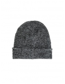 Hats and caps online: John Varvatos Slouchy fit grey beanie