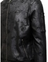 John Varvatos black bomber jacket with vintage effect price K3202V3 BRG23 001 BLACK shop online