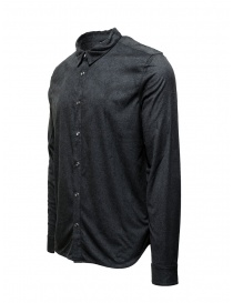 John Varvatos camicia grigia bottoni a pressione acquista online