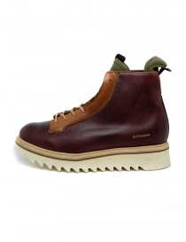 BePositive Master BDX brown ankle boots