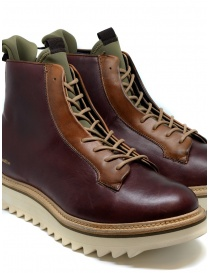 BePositive Master BDX brown ankle boots mens shoes buy online