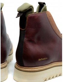 BePositive Master BDX brown ankle boots mens shoes price