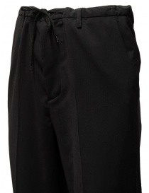 Golden Goose Deluxe Brand black wool trousers mens trousers price