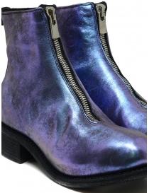 Guidi PL1 Nebula stivale in pelle di cavallo laminata calzature donna acquista online