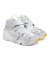 Mens shoes online: Umprecious No Limit white sneakers