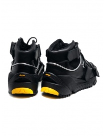 Umprecious No Limit black yellow sneakers