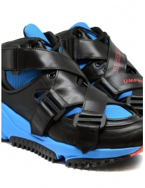 Umprecious No Limit black blue sneakers