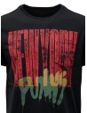 John Varvatos New York Punks T-shirt KG4581V3B BNB7B 001 BLACK buy online