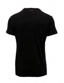 John Varvatos Not Today black T-shirt mens t shirts buy online