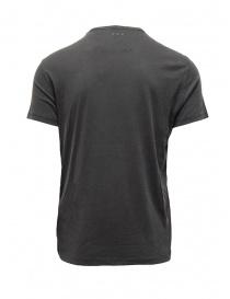 John Varvatos winged skull T-shirt grey mens t shirts buy online