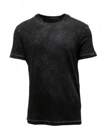 T shirt uomo online: John Varvatos T-shirt Hillsboro grigia