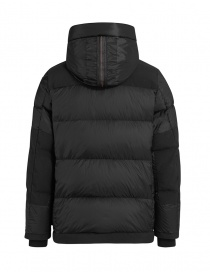 Parajumpers Seiji black hooded jacket price