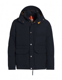 Parajumpers Berkeley jacket blue black PMJCKOS02 BERKELEY BLUE-BLK560