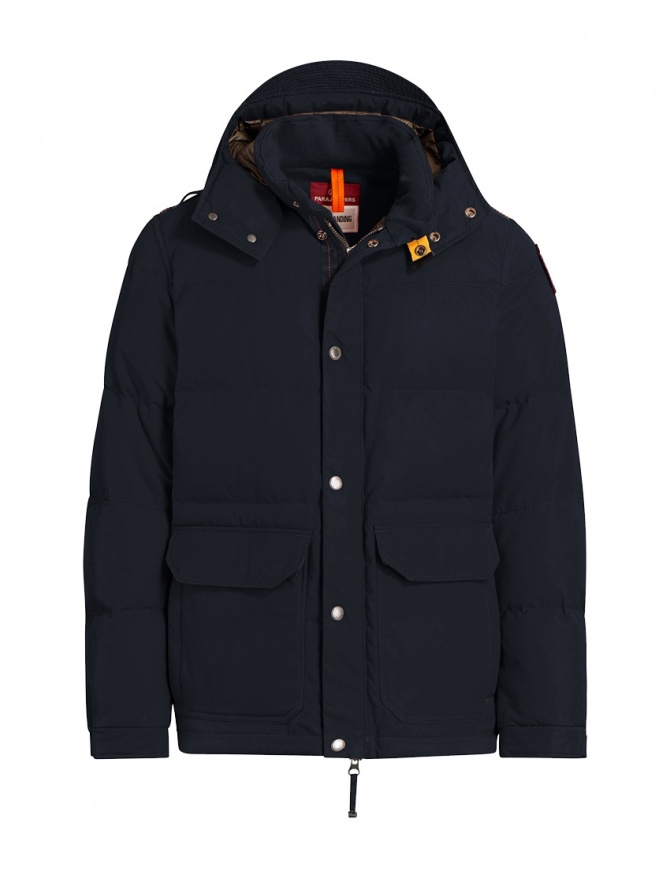 Parajumpers Berkeley jacket blue black PMJCKOS02 BERKELEY BLUE-BLK560 mens jackets online shopping