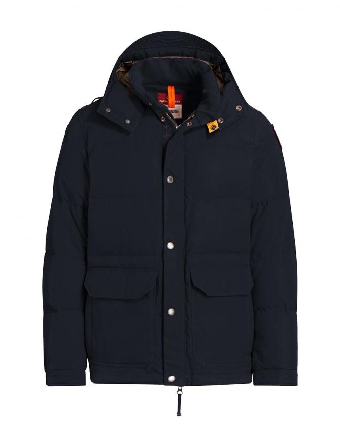 Parajumpers giacca Berkeley blu nera PMJCKOS02 BERKELEY BLUE-BLK560 giubbini uomo online shopping