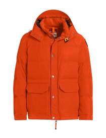 Parajumpers giacca Berkeley arancione PMJCKOS02 BERKELEY CARROT 729