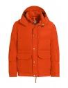 Parajumpers giacca Berkeley arancione acquista online PMJCKOS02 BERKELEY CARROT 729
