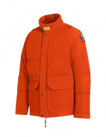 Parajumpers giacca Berkeley arancione