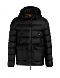 Parajumpers Greg down jacket black PMJCKSX04 GREG BLACK 541