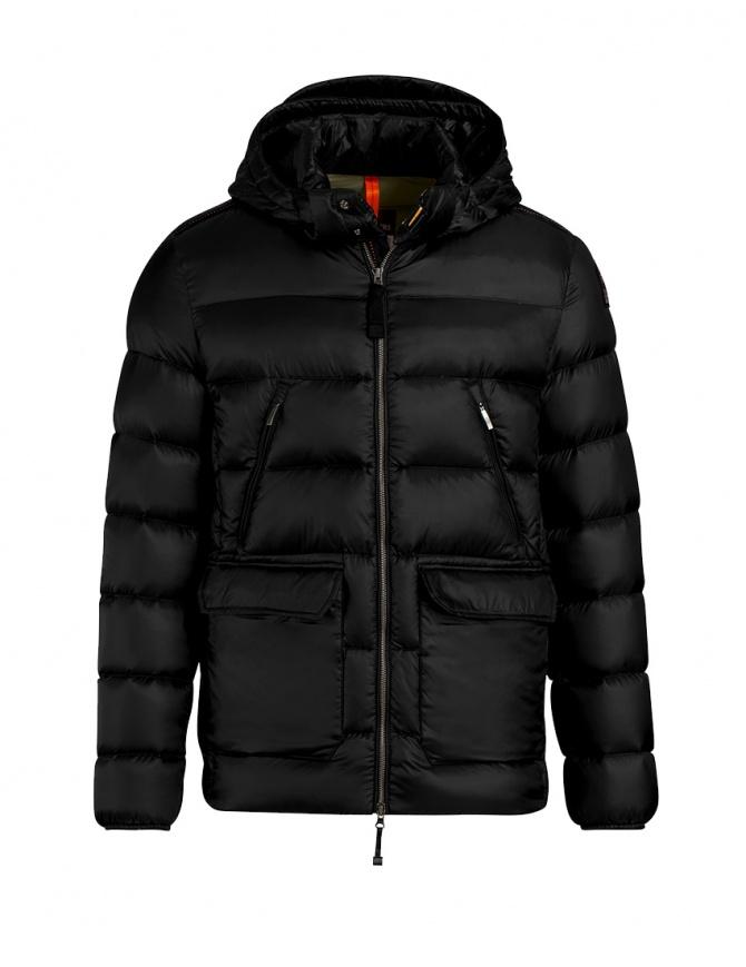 Parajumpers piumino Greg colore nero PMJCKSX04 GREG BLACK 541 giubbini uomo online shopping