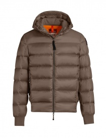 Parajumpers Pharrelle down jacket brown online