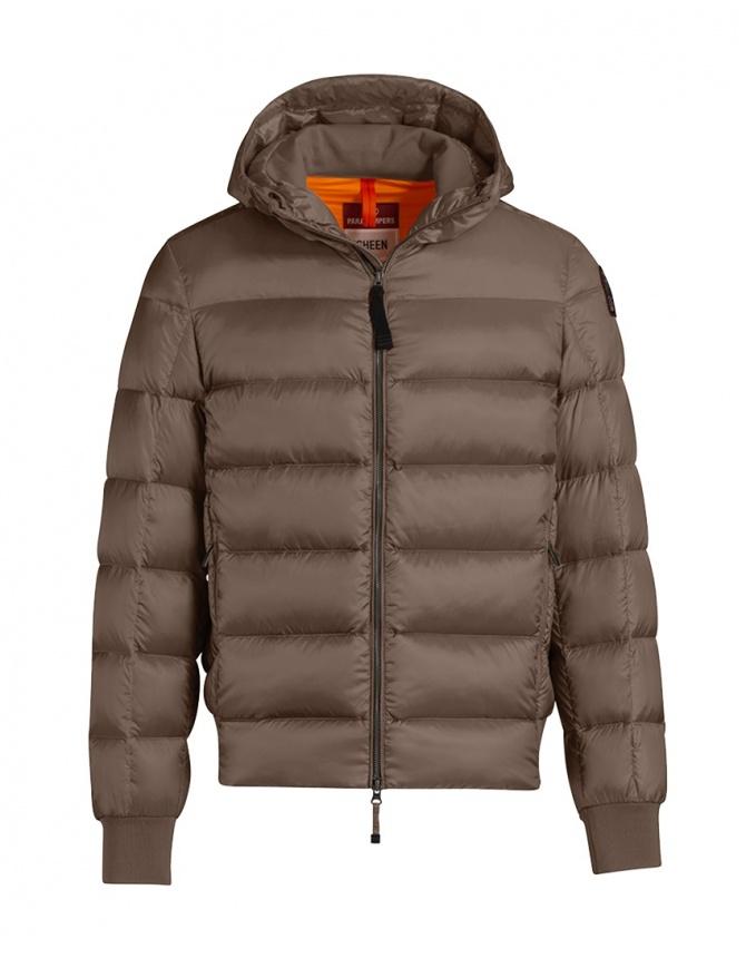 Parajumpers giacca Pharrell marrone PMJCKSX13 PHARRELL BARK 576 giubbini uomo online shopping
