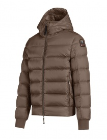 Parajumpers Pharrelle down jacket brown
