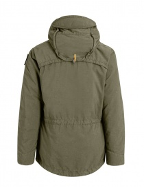 Parajumpers Alpha military green and yellow jacket price