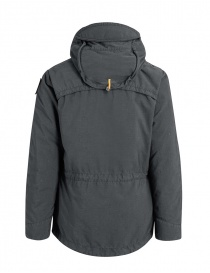 Parajumpers Alpha iron grey and blue jacket price