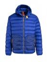 Parajumpers giaccone Alpha grigio ferro e blu PMJCKTP01 NINE IRON 765 acquista online