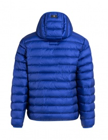 Parajumpers Alpha iron grey and blue jacket buy online price