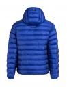 Parajumpers giaccone Alpha grigio ferro e blu prezzo PMJCKTP01 NINE IRON 765shop online