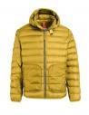 Parajumpers giaccone Alpha verde militare e giallo PMJCKTP01 MILITARY 759 acquista online