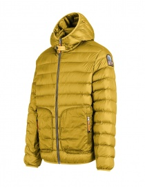 Parajumpers Alpha military green and yellow jacket mens jackets price