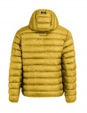 Parajumpers Alpha military green and yellow jacket price PMJCKTP01 MILITARY 759 shop online