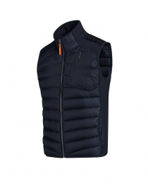 Parajumpers Zavier down vest navy blue