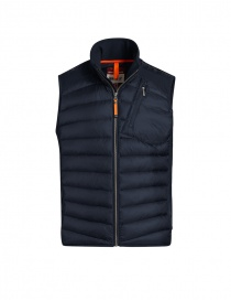 Parajumpers gilet imbottito Zavier blue navy online
