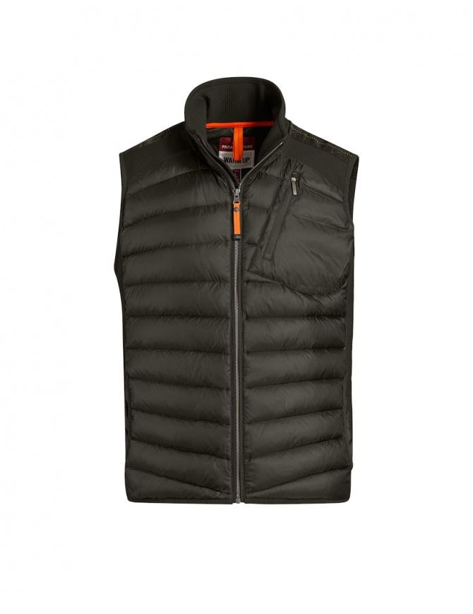 Parajumpers Zavier padded vest sycamore PMJCKWU03 ZAVIER SYCAMORE 764 mens jackets online shopping