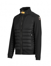 Parajumpers Shiki jacket with smooth sleeves black