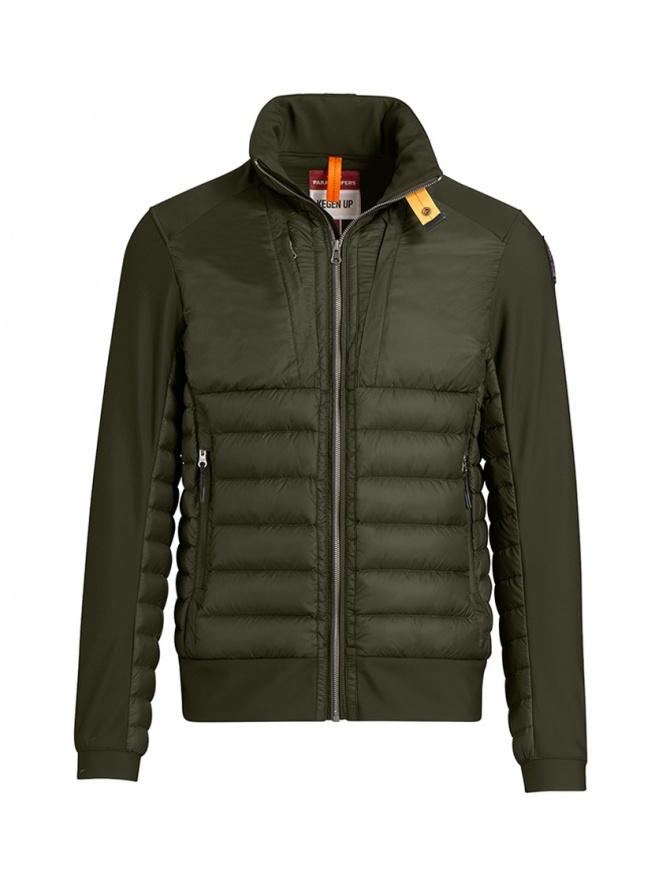 Parajumpers giacca Shiki maniche lisce sicomoro PMJCKKU01 SYCAMORE 764 giubbini uomo online shopping