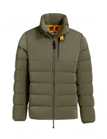 Parajumpers Menkar down jacket military green PMJCKSI01 MENKAR MILITARY 759 order online