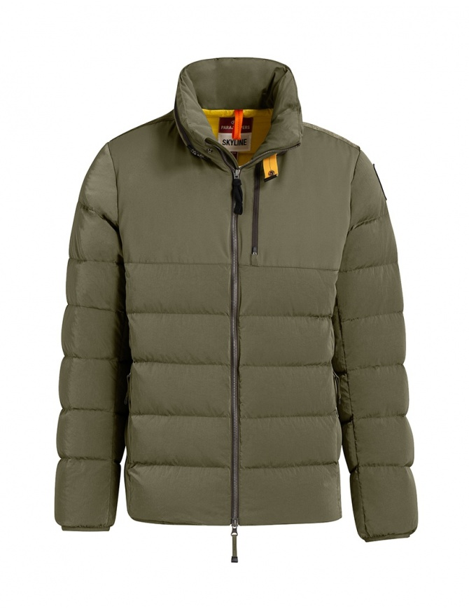 Parajumpers Menkar down jacket military green PMJCKSI01 MENKAR MILITARY 759 mens jackets online shopping