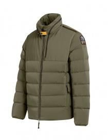 Parajumpers giacca Menkar verde militare acquista online