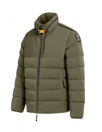 Parajumpers Menkar down jacket military green