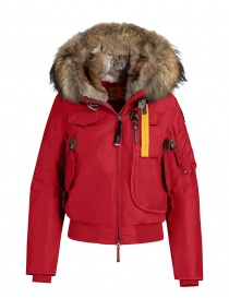 Parajumpers bomber Gobi rosso scarlatto online