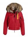 Parajumpers Gobi bomber jacket scarlet buy online PMJCKMA31 GOBI SCARLET 723