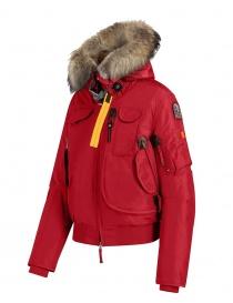 Parajumpers Gobi bomber jacket scarlet
