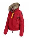 Parajumpers Gobi bomber jacket scarlet shop online womens jackets