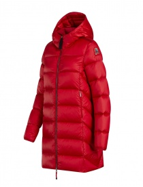 Parajumpers Marion medium down jacket tomato