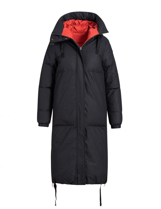 Parajumpers cappotto imbottito Sleeping nero-rosso PWJCKLI33 SLEEPING PENCIL 710 giubbini donna online shopping